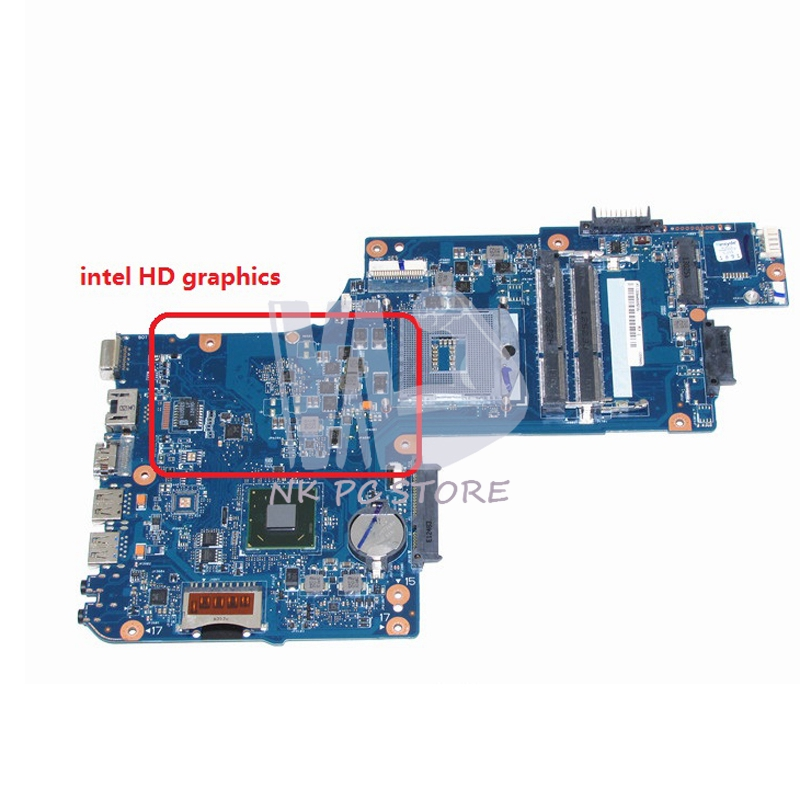 H000052740 Main Board For Toshiba Satellite L850 C850 Laptop Motherboard 15.6 inch GMA HD DDR3