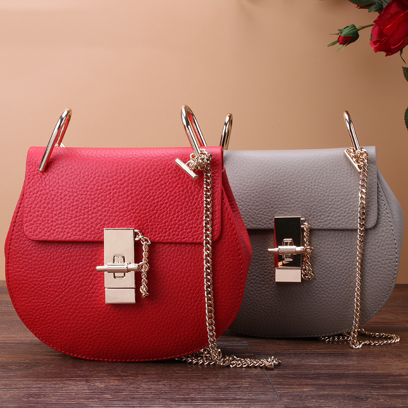 Women Messenger Bag Genuine Leather Luxury Brand Fashion Female Handbags Ladies Crossbody Shoulder Bags Girl Gift Bolsa Feminina 2018 vintage handbags women fashion shoulder bag ladies brand designer messenger bags female tassel crossbody bolsa feminina