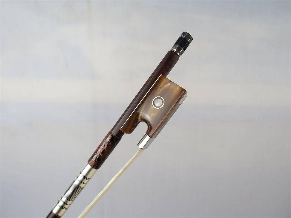 1 Pz Forte Legno Serpente Professionale Violino Archi 4/4 Sapore Puro E Delicato