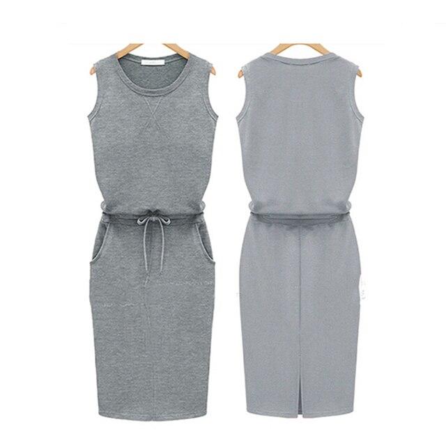 [MASCUBE] [MASCUBE] Женщины Dress 2016 Летняя Мода Sexy Серый Рукавов Ruched Wrap Front Dress Свадебные Одежда Vestido Bodycon