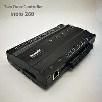 ZK Inbio260 Tcp/Ip Система контроля доступа две двери безопасности доступа Управление Лер на основе IP двойная дверь доступа Управление Панель Inbio 260