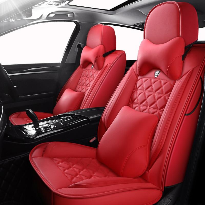 Top Quality Universal Honda CR-V Heavy Duty Car Seat Covers Protectors 1+1