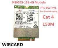 Für ME906S ME906S 158 FRU 00JT491 LTE 4G Karte für Thinkpad L460 T460P T560 X260 P50s L560 X1 YOGA X1 CARBON-in 3G-Modems aus Computer und Büro bei