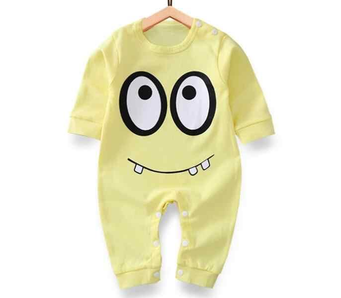 Летний стиль 2017 г. маленьких Комбинезоны для малышек милый кролик одежда для маленьких девочек хлопковый комбинезон для новорожденных Комбинезоны для женщин RoPa для маленьких мальчиков одежда