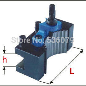 540 311 25x120mm turning and facing tool holder use with B2 40 postion tool post h