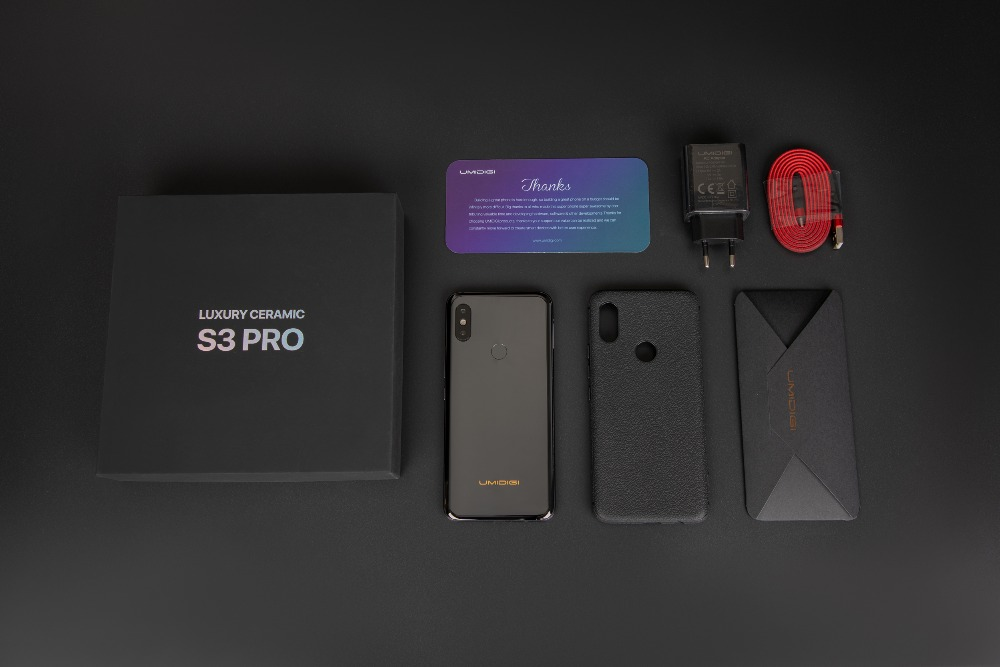 """Image 5 - UMIDIGI S3 PRO Ceramic 6GB 128GB Helio P70 Android 9.0 6.3"""" FHD+ 48MP+12MP Back Cameras 20MP Selfie Camera 5150mAh Smartphone-in Cellphones from Cellphones & Telecommunications"""