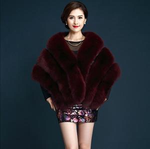 Image 5 - Janevini 고품질 짙은 회색 신부 가짜 모피 shawls 결혼식 볼레로 겉옷 재킷 신부 겨울 케이프 결혼식 저녁 포장