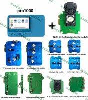 Pro1000s multi função programador disco rígido ic ler ferramenta de gravação para iphone 7 7p 6s 6 5S 4S lógica baseband chip nand programador tools for tool tool tool programmer -