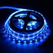 ZINUO 5M LED Strip Light RGB 2835 SMD 300 LED Tape Light String Ribbon Non- Waterproof RGB More Bright Than 3528 For Decorative(China)