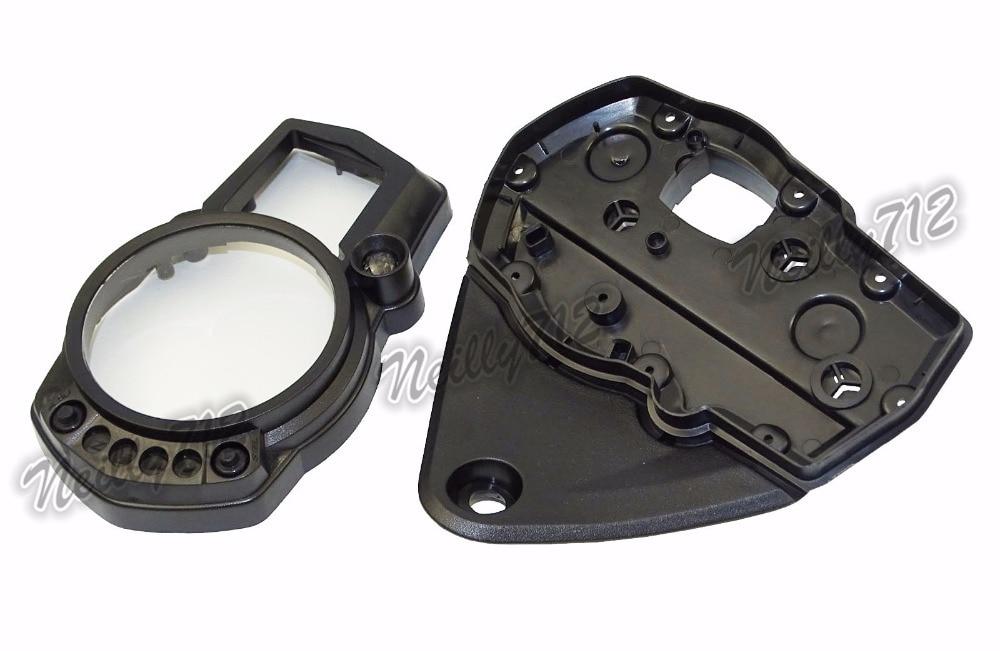 подчиняются спидометр спидометр Датчик тахометр инструмент Чехол Крышка для Suzuki GSXR1000 GSXR 1000 2005 2006