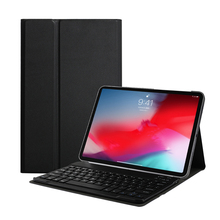 Bluetooth Keyboard cover Case for 2018 ipad pro 11 Magnetic Removable Detachable case wireless bluetooth cover case