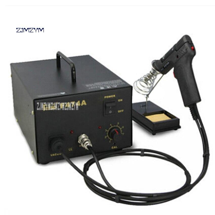 F474A pompe à dessouder Thermostat aspiration électrique étain pistolet aspiration étain pompe enlèvement automatique de l'étain 220 V 120 W 0.08mpa (600mm/hg)