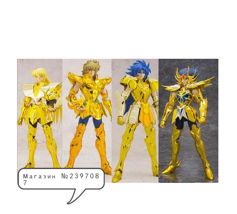 Original Bandai D.D.PANORAMATION Scene Saint Seiya Myth Cloth Saga Shura Shaka Seiya Action Figure Collectible Ver Model 10CM