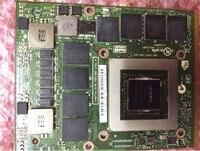 K3100M K3100 4 г N15E Q1 A2 видеокарта для DELL M6700 M6800 M6600