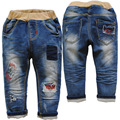 3777  boy   jeans baby  navy  blue  baby  children's spring autumn  trousers  pants baby  jeans casual  kids fashion