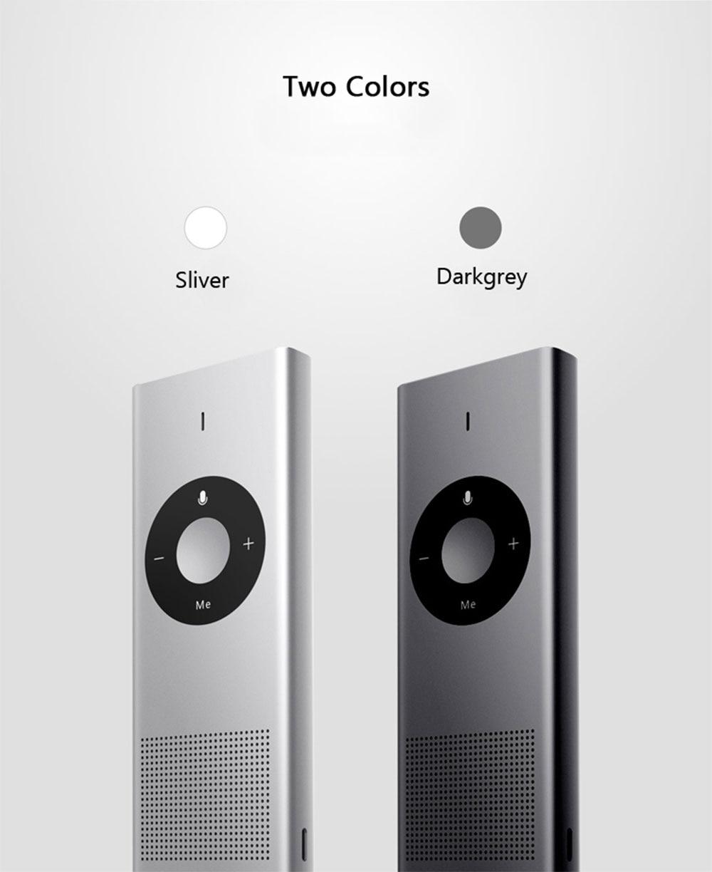 Xiaomi Mijia AI Voice Translator Interpreter (8)