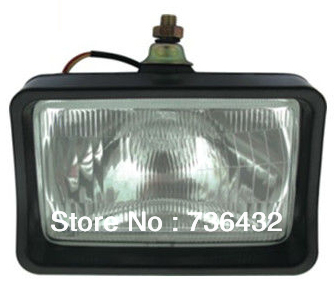 Free shipping ! head lamp for Komatsu excavator parts / head light for Komatsu Excavator parts / Komatsu digger parts