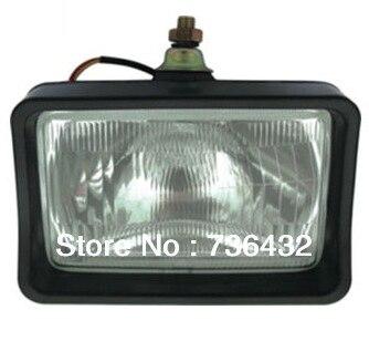 Free shipping ! head lamp for Komatsu excavator parts / head light for Komatsu Excavator parts / Komatsu digger parts