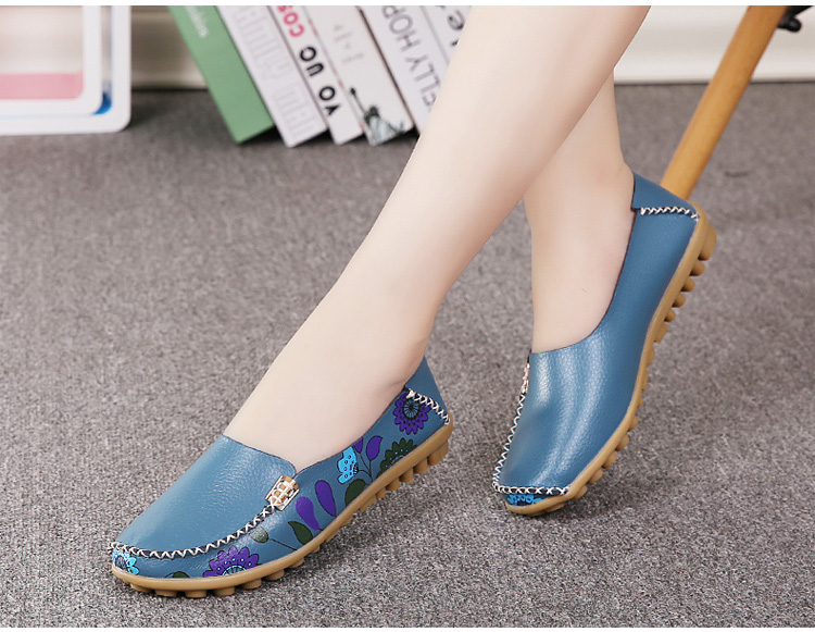 AH 170 (22) Women's Loafers New