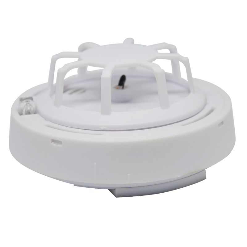 10 PCS Factory Sale Heat Detector Temperature Alarm Fire Sensor Wired 12VDC For Warehouse Stock Room Security Protection