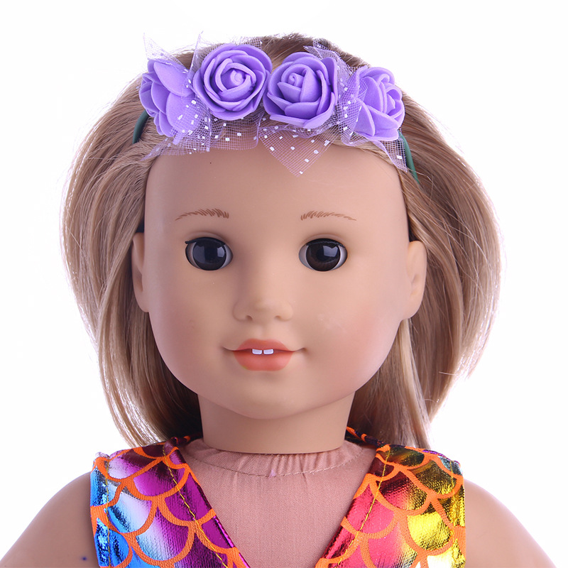 18 Inch American Girl Doll Hair Accessories New Arrival -5119