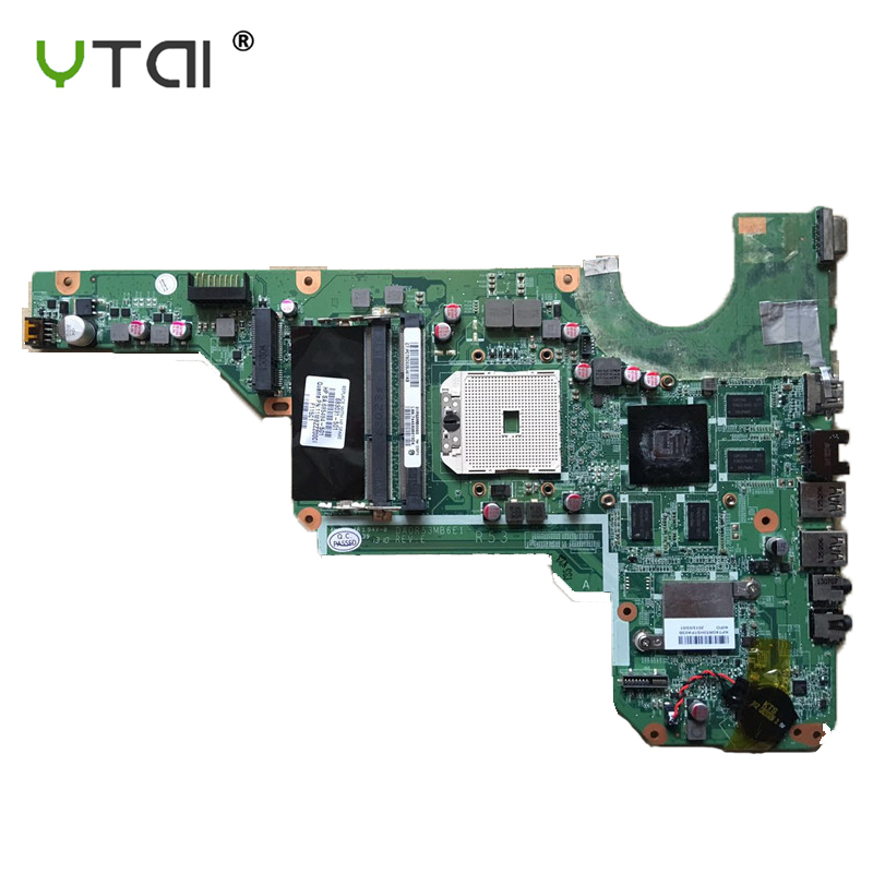 DA0R53MB6E0 For HP pavilion G6 Motherboard G4-2000 G6-2000 Laptop motherboard HD <font><b>7670</b></font> 683031-001 683031-501 image