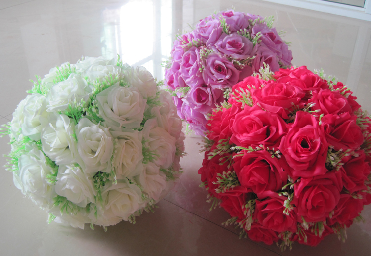 Factory wholesale 4 sizes flower ball centerpieces hydrangea factory wholesale 4 sizes flower ball centerpieces hydrangea kissing balls silk flower centerpieces weddings artificial flower in artificial dried mightylinksfo