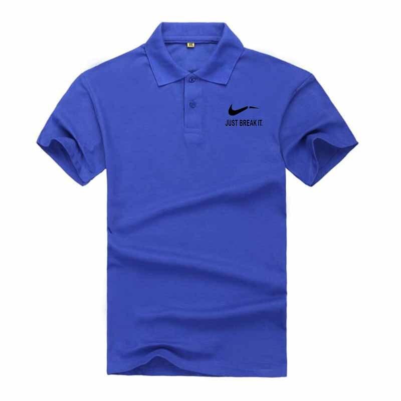 Men   Polo   Shirt Brand Mens printing Color   Polo   Shirts Camisa Masculina Men's Casual Short Sleeve   Polos   hombre jerseys