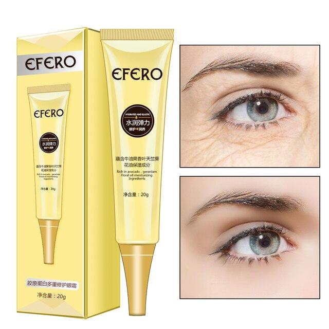 Efero Eye Cream Firming Whitening Moisturizing Puffy Eyes Eyebags Removal Eye Cream Dark Circles Anti Aging Eye Serum Asizon Com All In One Click