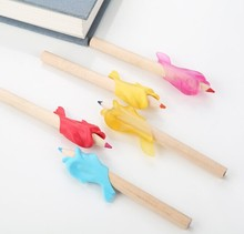 30pcs / lot, best gift for kids , children pen & pencil writing posture orthotics, grips kids, leads to the formation