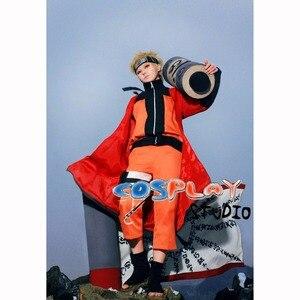 Image 5 - נארוטו Cosplay תלבושות אנימה נארוטו תלבושת לגבר להראות חליפות יפני קריקטורה תחפושות נארוטו מעיל למעלה מכנסיים מבוגרים