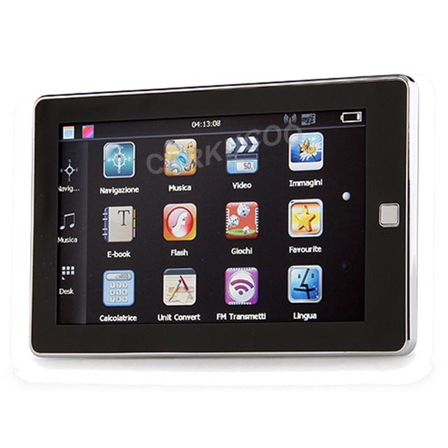 5 Polegada WinCE 6 FM 4 GB 800 Mhz de Navegação GPS Do Carro Caminhão Navegador GPS Mapas Para Belarus Rússia Europa EUA + Canadá Nova Zelândia Sat Nav