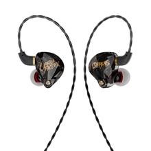 AK OperaFactory OS1 moniteur intra auriculaire 10MM graphène diaphragme dynamique écouteur HIFI basse Pop casque écouteurs Headplug 5N OFC câble