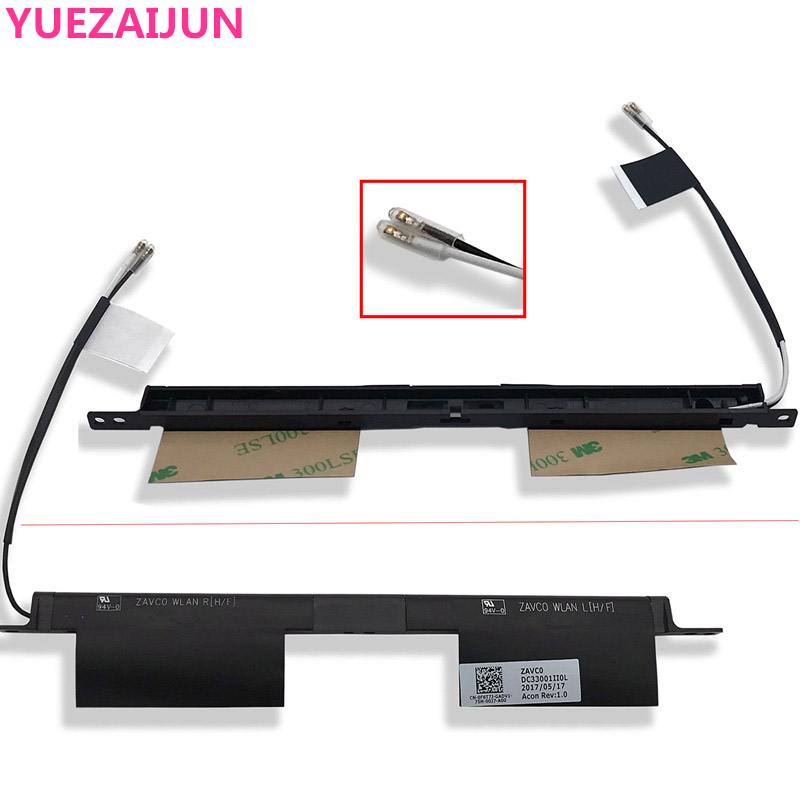 Expert-Parts New Touchscreen Antennas Cable WiFi Wireless WiFi Cable Replacement for Dell Inspiron 15 15M 5545 5547 5548 ZAVC0 F6T7J 0F6T7J 0C1109 DC33001IJ0L