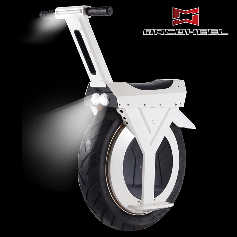 Electric unicycle single wheel balance car 17 inch big wheel motorcycle thinking leisure entertainment adult drift car