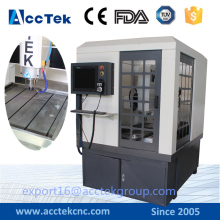 AccTek high precision 3d cnc milling machine for metal /cnc router wood engraving