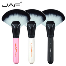 JAF 1 Pcs Makeup Brushes Tool Face Cosmetic Powder Foundation Blush Blending Beauty Make Up Brush Soft Synthetic Maquiagem 16SWF hot 1pc beauty women powder brush single soft face cosmetic makeup brush big loose shape foundation make up tool maquiagem