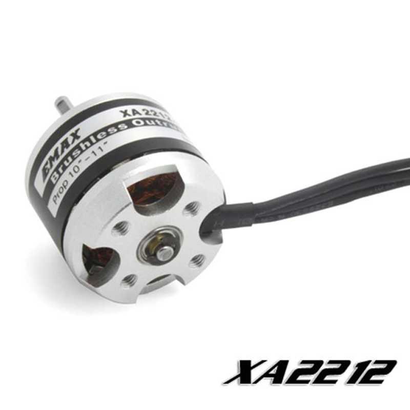 Best Deal Emax XA2212 820KV 980KV 1400KV Brushless Motor With Motor Accessories Set RC Motor For RC Models Helicopter