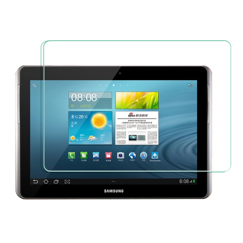 9H HD Tempered Glass Membrane For Samsung Galaxy Tab 2 10.1 P5100 P5110 P7500 P7510 Screen Protector Film