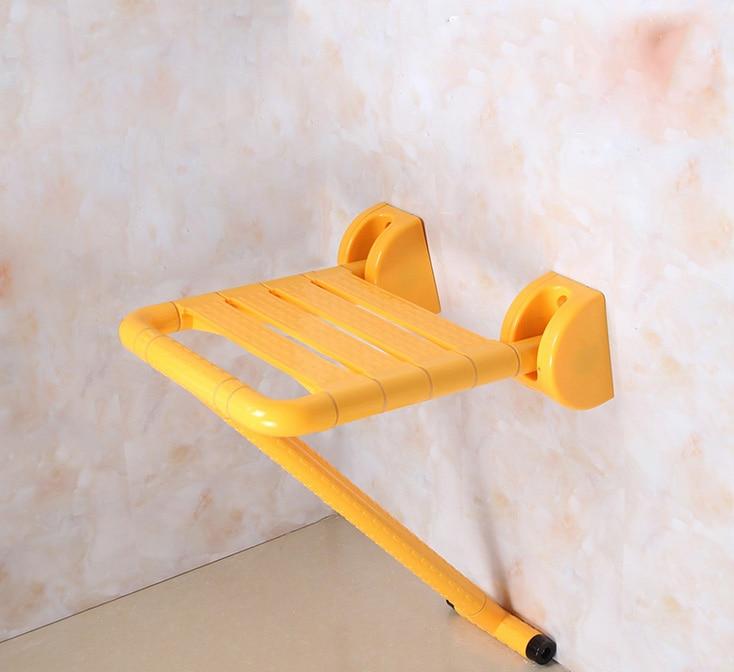 Gesundheitsversorgung Sonderabschnitt Neue Klapp Badewanne Dusche Sitz Wand Montiert Entspannung Dusche Stuhl Solide Sitz Spa Bank Wc Hocker Bad Wand Stuhl