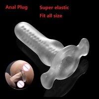 Butt Plug sex zabawki dla par Erotyczne Fetysz Butt Plug Masażer Prostaty Masturbator Dorosłych Sex Zabawki Dildo sex shop sex produkt