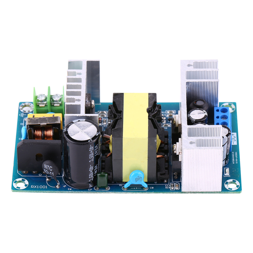 1 PC Switched-mode Power Supply 150W 6A~9A AC-DC Switching Power Supply Module AC 100V~240V to DC 24V SMPS Board
