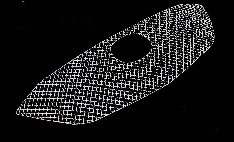 Honeycomb Front grill grille grid insert grid FOR MAZDA CX-4 CX4 2016-2018 1PCSHoneycomb Front grill grille grid insert grid FOR MAZDA CX-4 CX4 2016-2018 1PCS