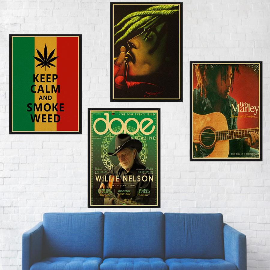 best top 10 poster bob marley list and get free shipping