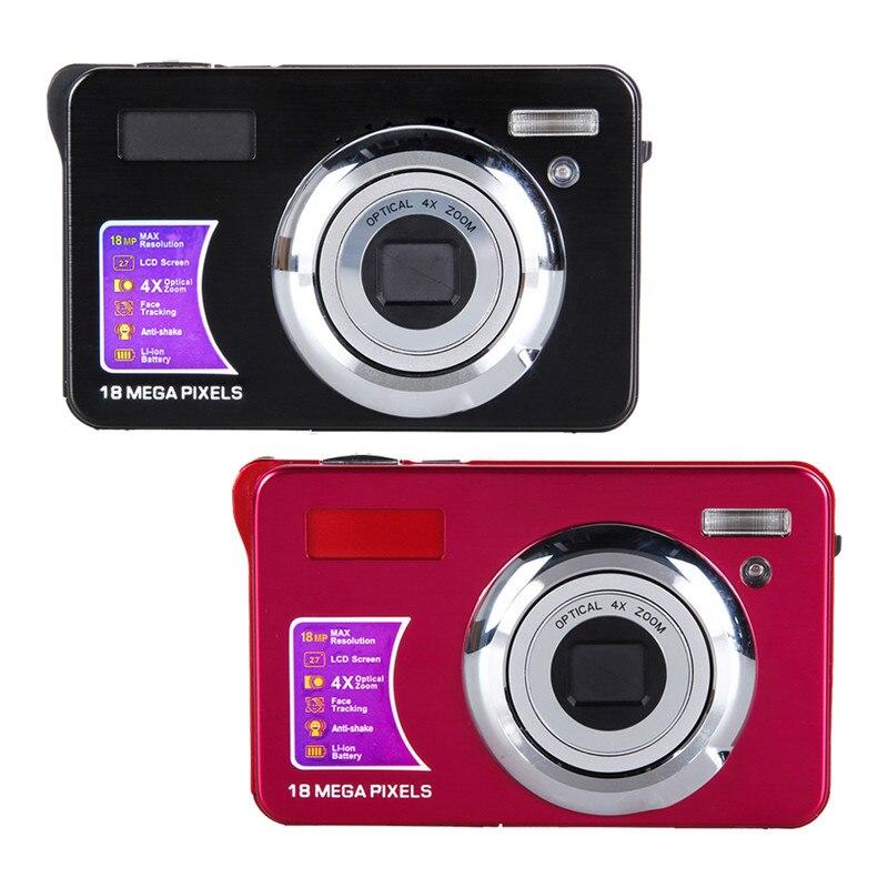 Zoom optique caméra photos 15MP 3 X zoom optique 2.7 ''écran batterie rechargeable au Lithium pleine fonction vidéo HDMI