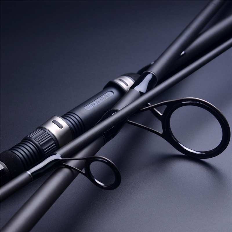 New high carbon carp fishing rod 12ft 3.6m 3lbs 13ft 3.9m 3.5lbs 3 section carp rods surf fishing rod boat rod fishing tackle