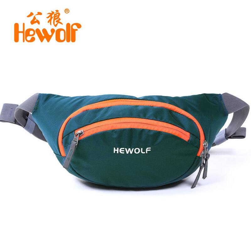Hewolf Outdoor waterproof font b cycling b font water font b bottle b font waist bag