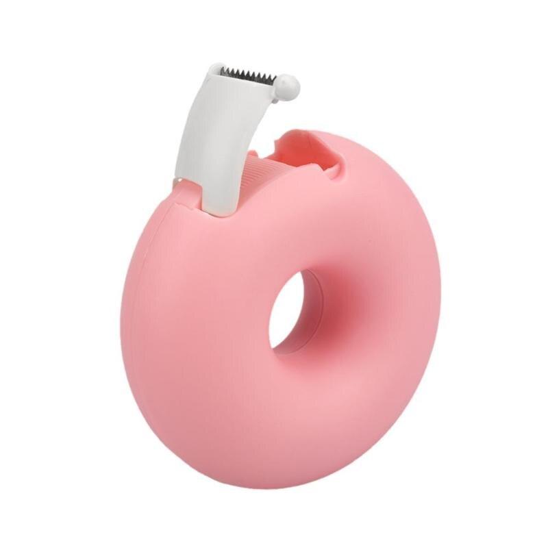 Eyelash Extension Pink Transparent Tape Cutter Grafting Eyelash Makeup Tool