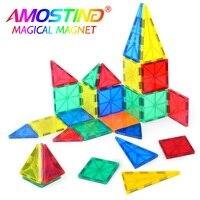32PCS Magnetic Model Building Blocks Brick Magnetic Educational Toys Puzzle Enlightenment Toys Children Kids Gifts Rainbow