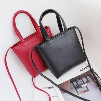 Women Bags Tote Ladies Casual Shoulder Bag Women Handbag Fashion Shoulder Bags 2019 Shopping Bags Solid Tote Clutch Bag II